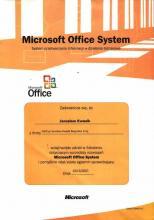 Microsoft Office System - Jarosław Kwasik