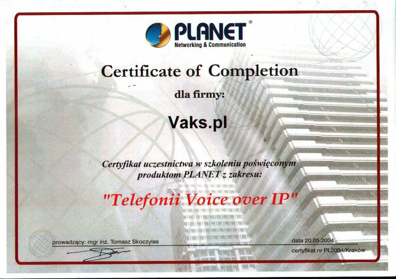 Telefonia Voice over IP