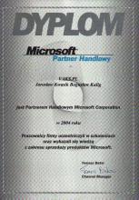 Partner Handlowy Microsoft